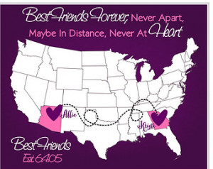 Best Friend Moving Away Quotes