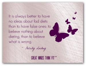 Weight Loss Quotes of Encouragement
