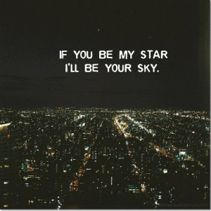 dreams, love, quotes, sky, star, text