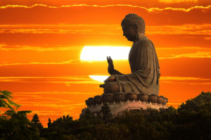 Guide To Hongkong – Where To Go And What To See : Buddha Statue Over ...