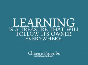never teach my pupils; I only attempt to provide the conditions in ...