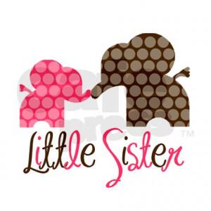 little_sister_elephant_infant_tshirt.jpg?color=CloudWhite&height=460 ...