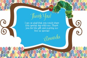 Home Baby Showers Baby Shower Thank You Sayings