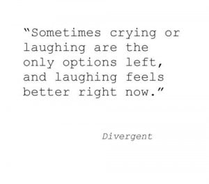 Quote from Divergent