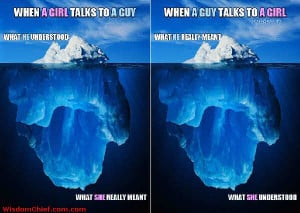 Girl Vs Guy Communication Man vs Woman Communication