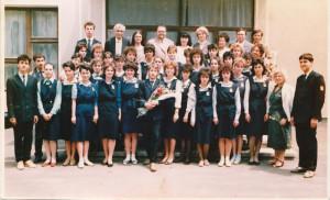 ... Promotia 1989 Liceul Pedagogic Jean Monnet Ploiesti Jean Monnet