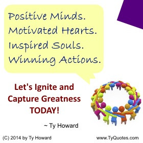 Howard on Positive Thinking, Quotes on Attitude, Team Building Quotes ...