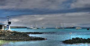 Vessels Gal pagos Islands Photo by Dan Lipinski