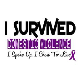 stop domestic violence 2 greeting card for