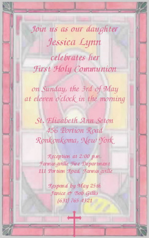First Holy Communion Certificate Templates Printables