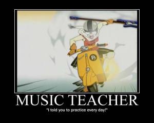 Music Teacher]