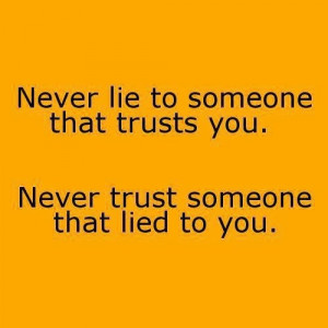 Displaying (14) Gallery Images For Quotes About Lying Friends...