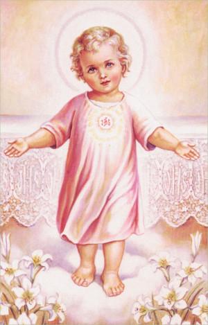 Baby Jesus we Love you!