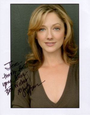 judy greer young