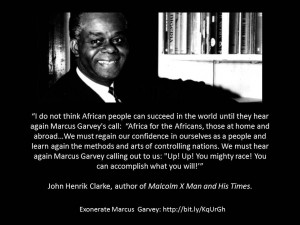 John Henrik Clarke Speaks About Marcus Garvey's Influence.