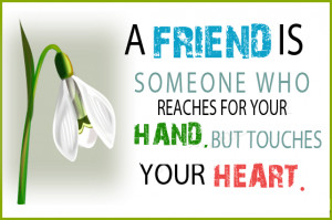 Beautiful Heart Touching Friendship Quotes With Images ~ 30+ Heart ...