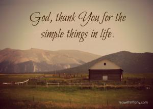 30 Days of Thanking God – Day 22
