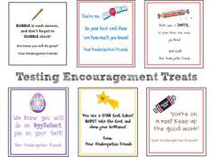 Test Prep Review & Motivation