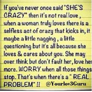 She's Crazy