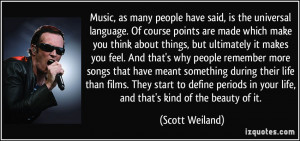 More Scott Weiland Quotes