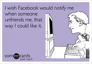 hey! you got unfriended!