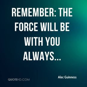 The Force Quotes
