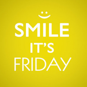it s friday quotes smile it s friday