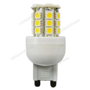 ... Energy Saving G9 Base 5W 27 5050 SMD LED Light Corn Bulb Lamp
