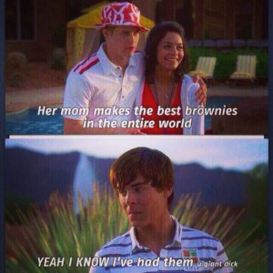 High School Musical 3 Quotes Tumblr High school musical #zaceffron
