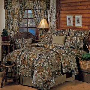 Home > Realtree(R) Rustic Camo Comforter Bedding