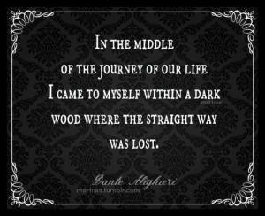 Dante Alighieri Quotes (Images)