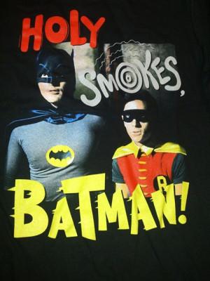 Holy Smokes Batman