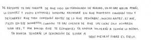 """... Quote from the movie """"TRES METROS SOBRE EL CIELO"""" [x] (SPANISH"""