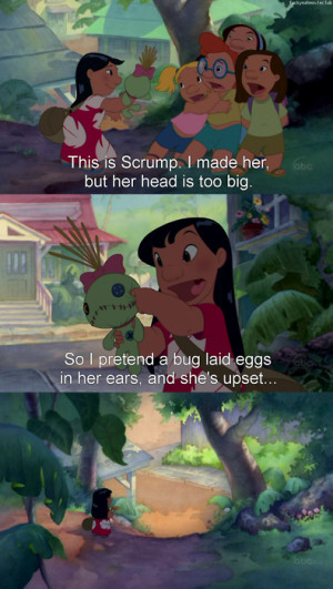 lilo and stitch quotes tumblr