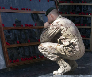 ... Spear: Ottawa mixes platitudes with parsimony for Canada's veterans