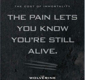 Wolverine quote