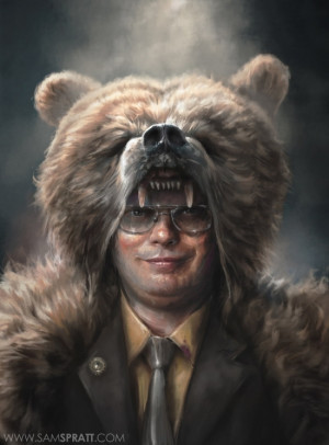 Dwight Schrute: Bears, Beets, & Battlestar Galactica , by Sam Spratt ...