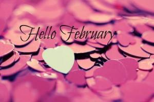 Hello February!! #february