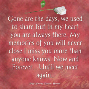 Until we meet again...