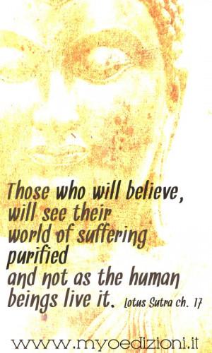 Lotus Sutra Quotes
