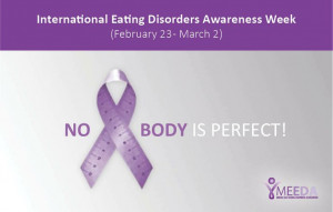eating disorders awareness week 2014