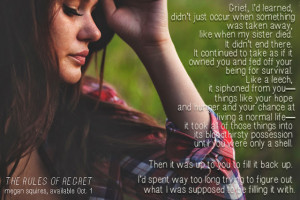 The Unofficial Addiction Book Blitz: The Rules of Regret by Megan ...