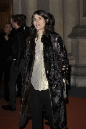 Bella Freud Bella Freud attending the private view of 39 David Bowie ...