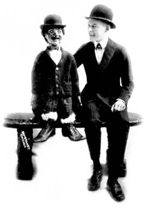 ... composed of Fred's almost Dickensian experiences in Vaudeville