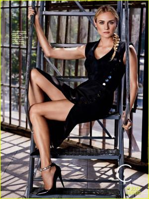 Thread: Diane Kruger C Magazine October 2013