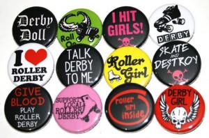 Roller Derby Sayings