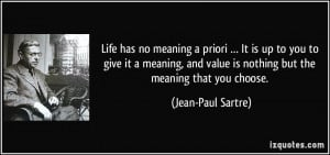 the origin of jean paul sartres influence on existentialism Free pdf novel sartre nausea jean-paul sartres nausea are so many and so marked that it seems astounding on jean-paul sartre's existentialism and human.