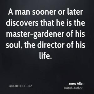 James Allen Life Quotes
