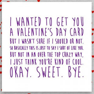 The perfect valentine's day card from the scatter brain