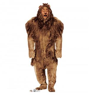 The Wizard Of Oz Lion Cowardly lion - wofoz 75 yrs